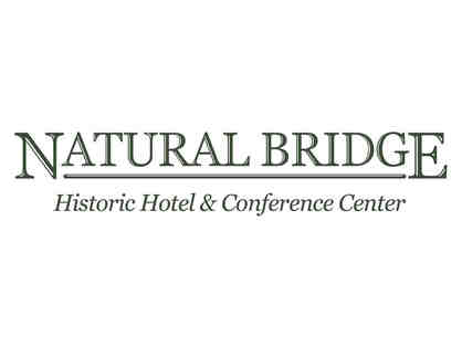 Overnight Stay for 2 at Natural Bridge Historic Hotel & Conference Center