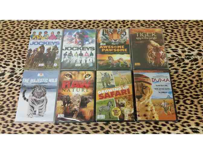 Animal Planet - 7 DVD collection PLUS Duma