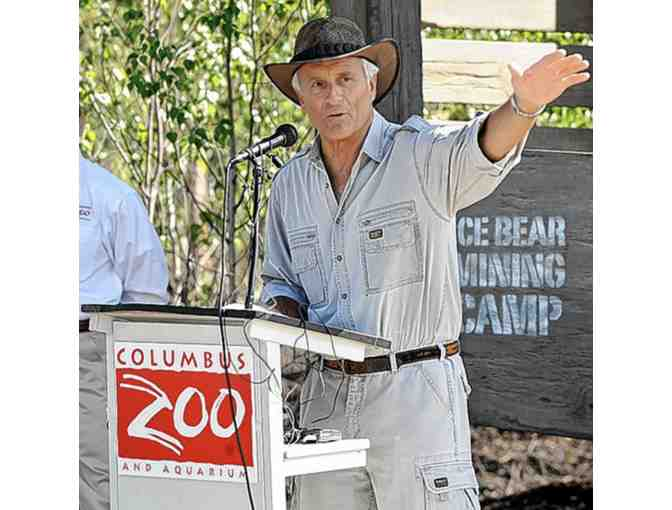 Behind the Scenes Tour of The Jack Hanna Animal Programs Building at the Columbus Zoo