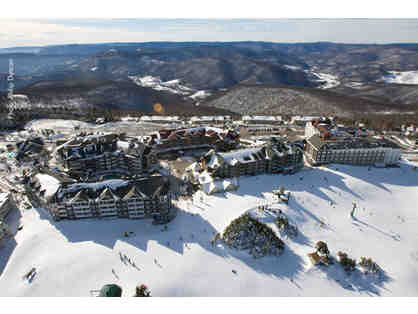 Two Mid-Week Winter Lift Tickets to Snowshoe Mountain, West Virginia