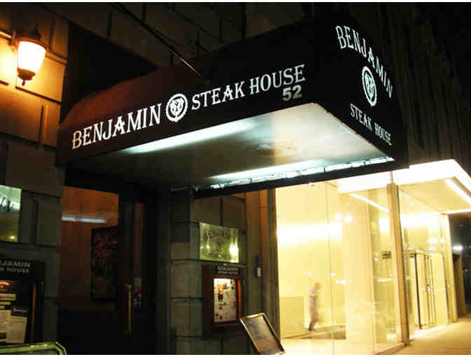 $100 Gift Card to Benjamin Steakhouse - Photo 1
