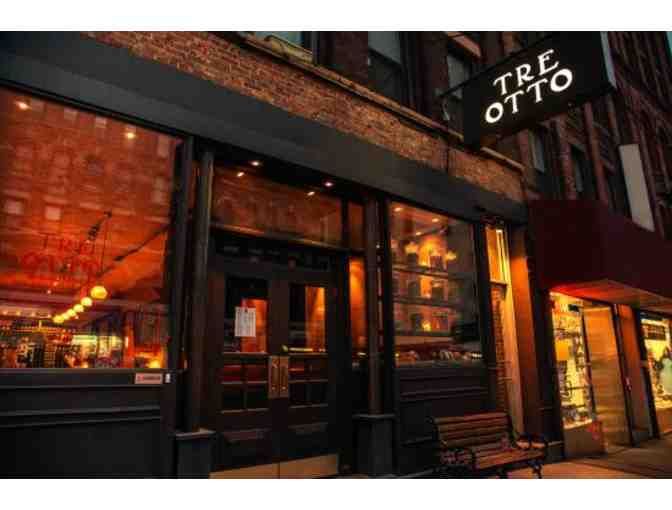 $75 voucher for lunch or dinner for two at Tre Otto Restaurant - Photo 1