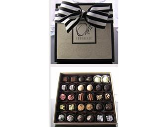 Oh! Chocolate on Mercer Island:  32-Piece Box of Truffles