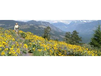 Sun Mountain Lodge:  Two Luxurious Nights for Two in Eastern Washington's Methow Valley