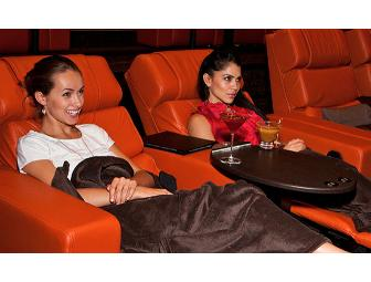 iPic Theaters:     2 Premium Plus Tickets