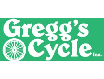 Gregg's Cycle:  Basic Bicycle Tune-up