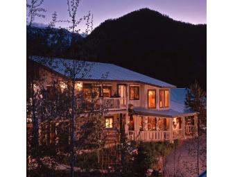 Run of the River Inn & Refuge:  Two Nights in The Great Northwest Suite