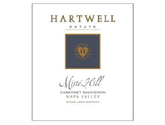 Hartwell Vineyards 2005 Miste Hill Stags Leap District Napa Valley Cabernet Sauvignon