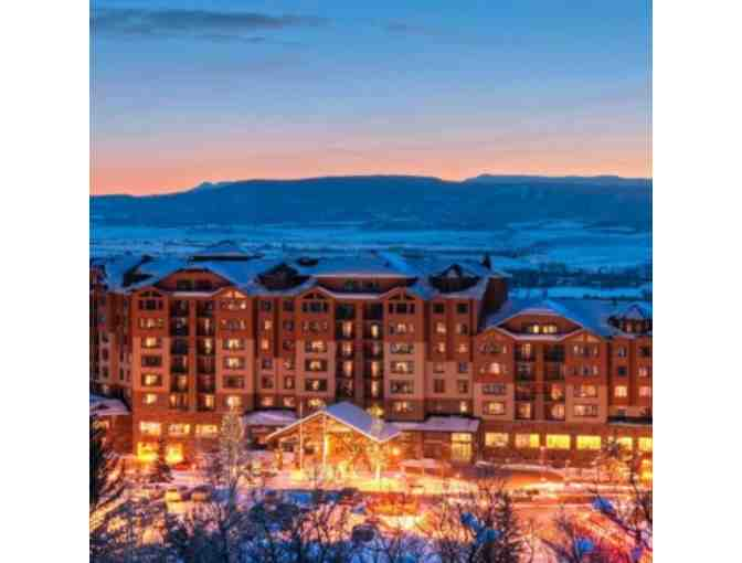 Steamboat Grand '3 Night stay in Steamboat'