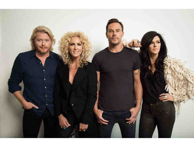Little Big Town Tickets and Wine Tasting Experience