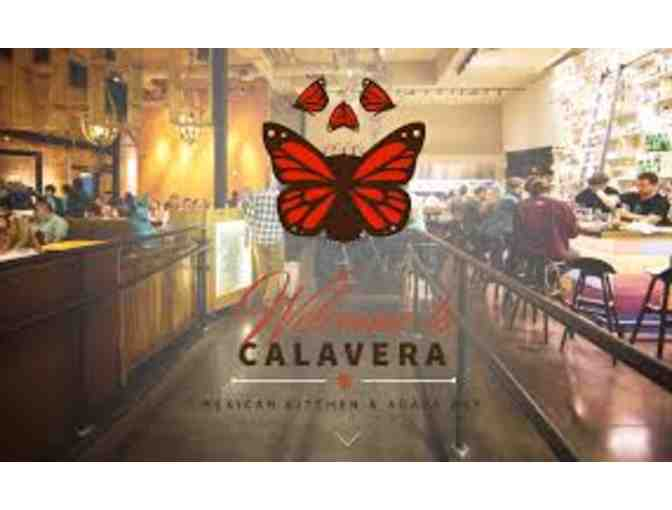 Gift Card for Calavera in Oakland
