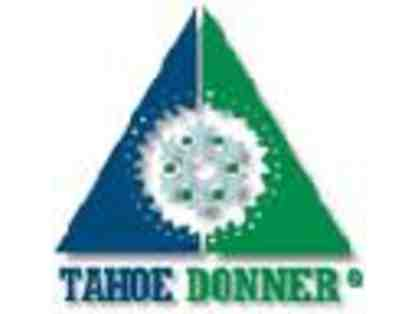 2 All Day, Downhill Ski Area Lift Tickets to Tahoe Donner