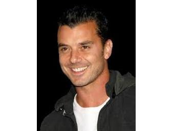Gavin Rossdale One Hour Tennis Game!