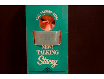 1968 Talking Stacey Vintage Barbie Doll (New in Box)