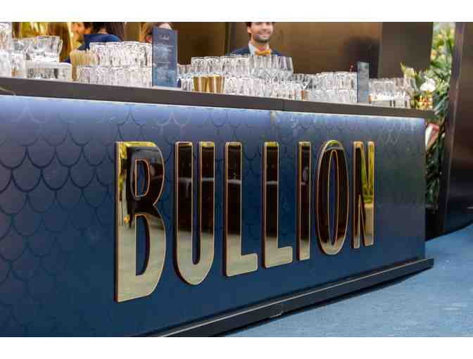 Bullion Restaurant Gift Card