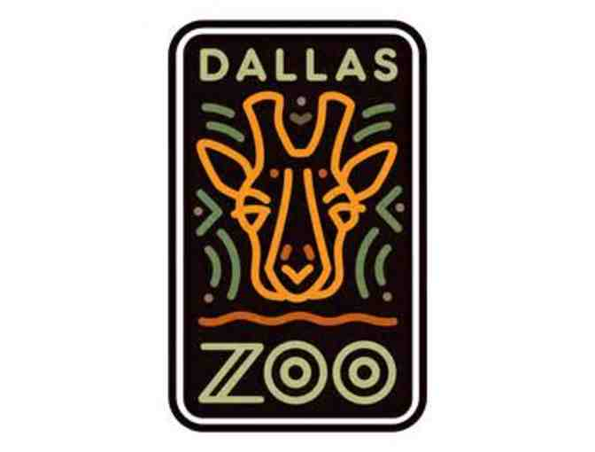 Dallas Zoo Passes and Meal Vouchers - Photo 1