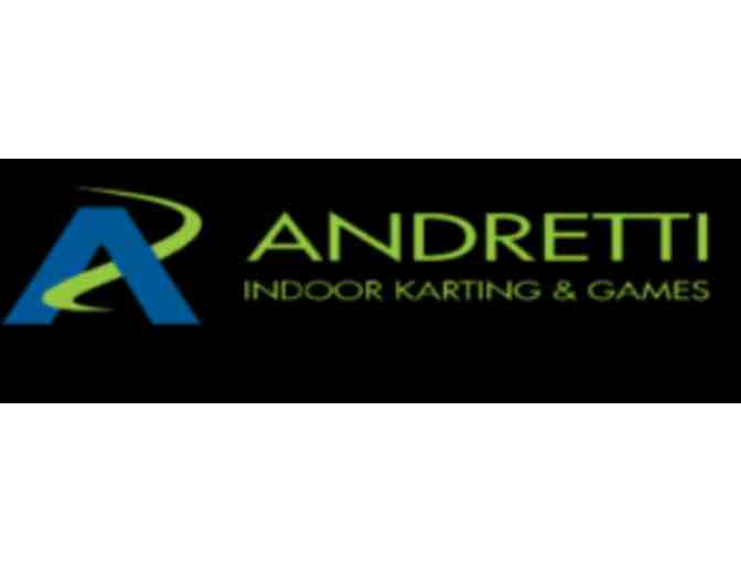 Andretti's Indoor Karting and Games: 2-Pack Play