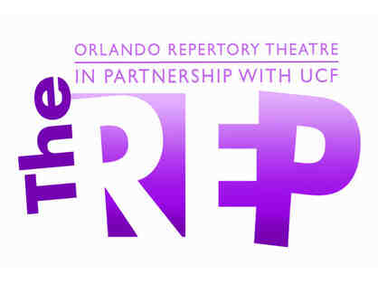 The Orlando Repertory Theater -Family 4-Pack