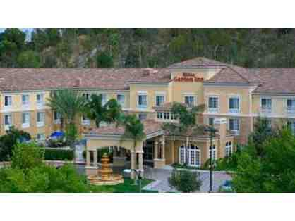 HILTON GARDEN INN CALABASAS - ONE NIGHT STAY