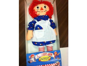 Raggedy Ann - The Original Doll with a Heart