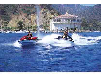 1 Hour Jet Ski Rental for Two People on Catalina Island