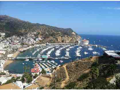 2 Night Stay on Beautiful Catalina Island, Dinner for 2 at Lobster Trap & $100 Spa Credit