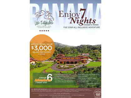 7 Nights in Boquete, Panama at Los Establos Inn