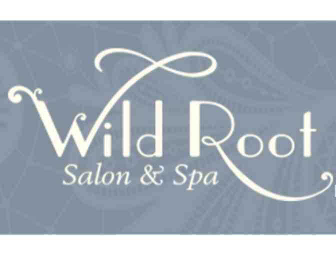 60 Minute Massage with Johanna at Wild Root Salon