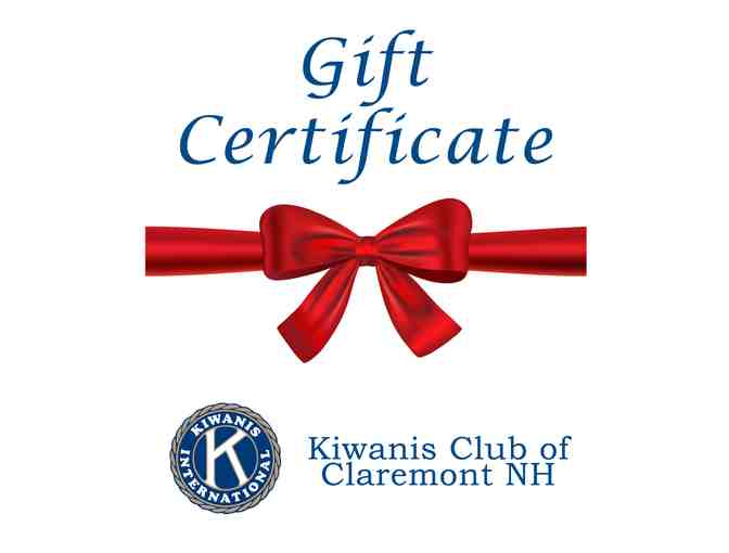 Hannaford $100 Gift Card Donated by Crown Point Cabinetry