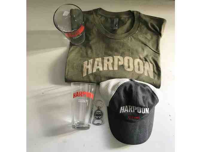 Harpoon $20 Gift Certificate Plus Box of Swag