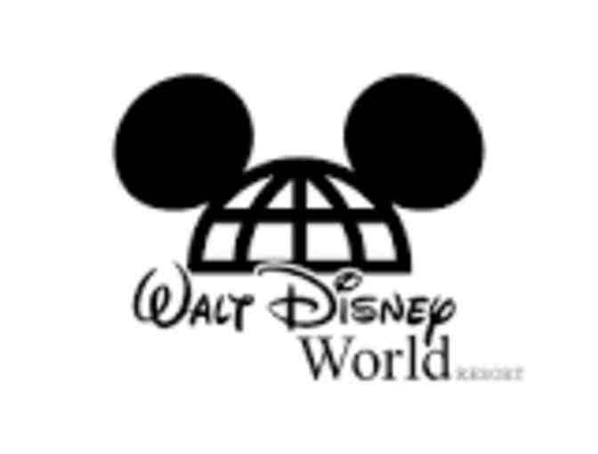 Walt Disney World (2) Park Hopper Tickets