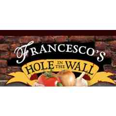 Francesco's Hole in the Wall