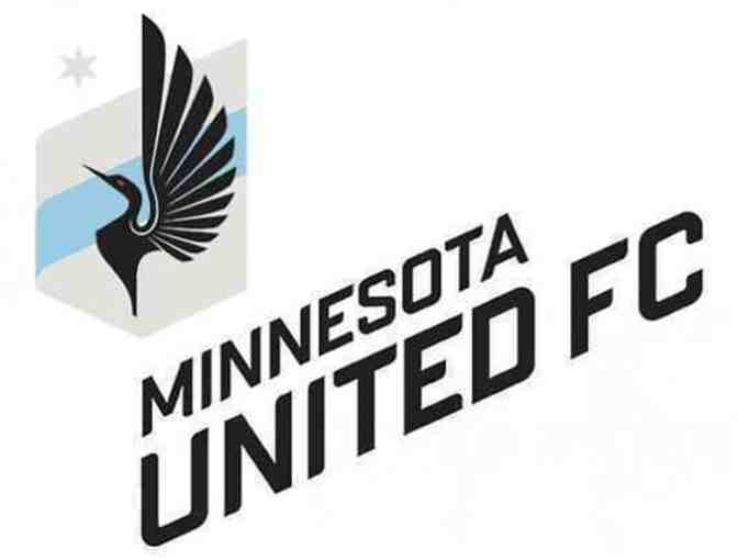 Four MN United FC Tickets on Saturday, May 26, 2018