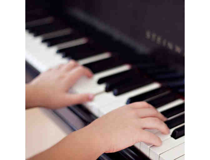 In-home Piano or Voice Lessons with Daniel Abdon