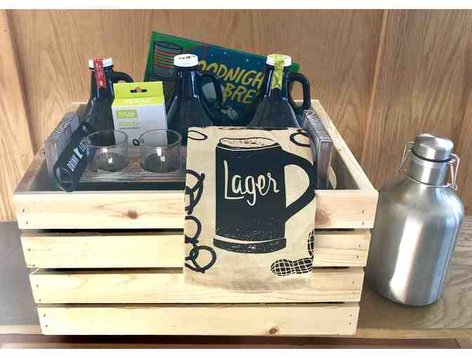 Land of 10,000 Brews Basket