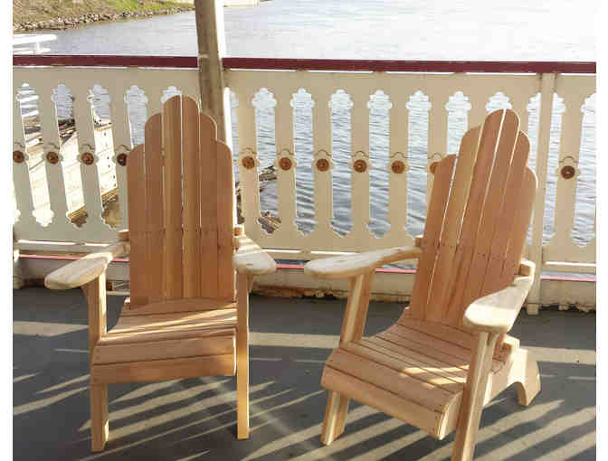 Adirondack Chairs Handcrafted by Mr. Kane