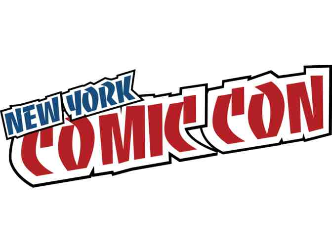 Two Four-Day Passes for New York Comic Con 2019