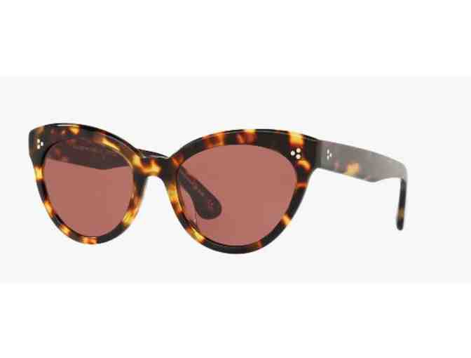 His and Hers Oliver Peoples Sunglasses