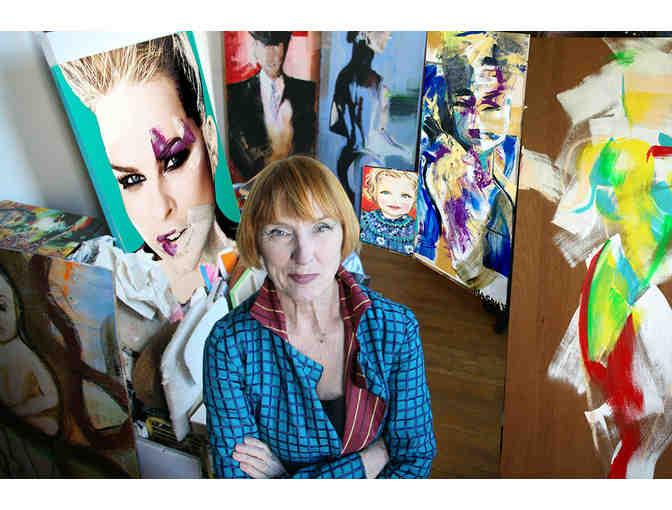 Linda Mason Commissioned Portrait