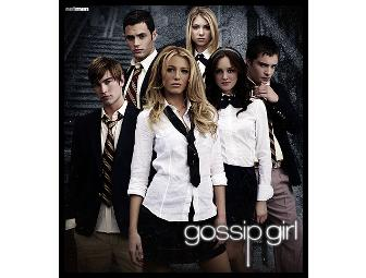 Visit the Set of the hit TV show Gossip Girl!
