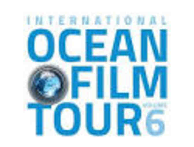 4 Tickets to the International Ocean Film Tour
