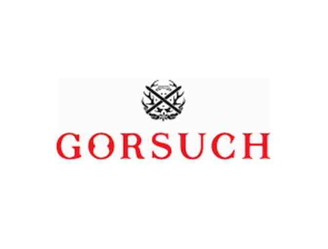 $5000 Shopping Spree at Gorsuch