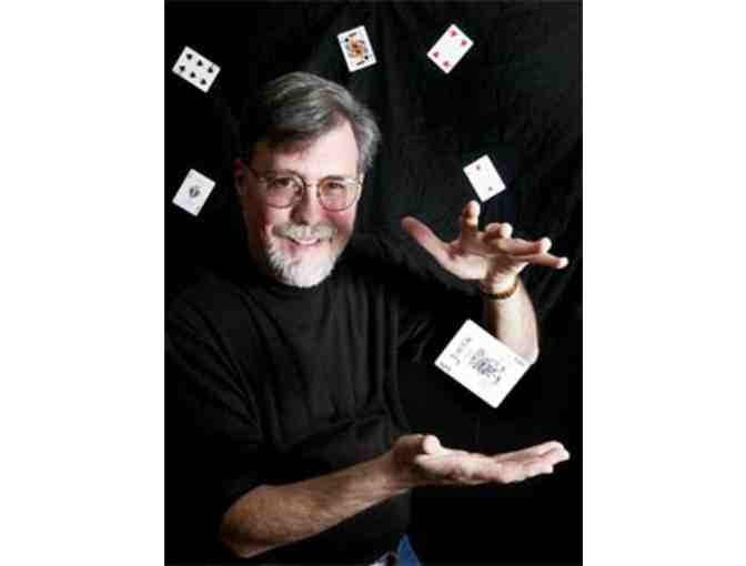 A Evening of Adult Magic with Doc Eason