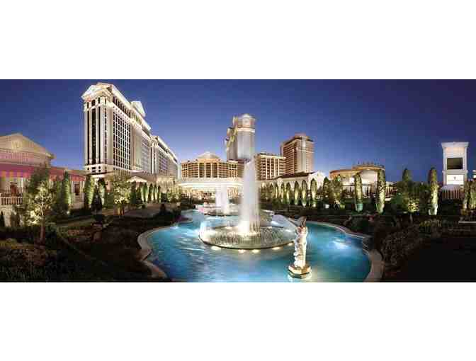 2 Nights at Caesars Palace in Las Vegas