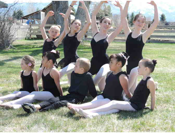 Coredination and Bonedale Ballet - 2 Group Classes of Your Choice