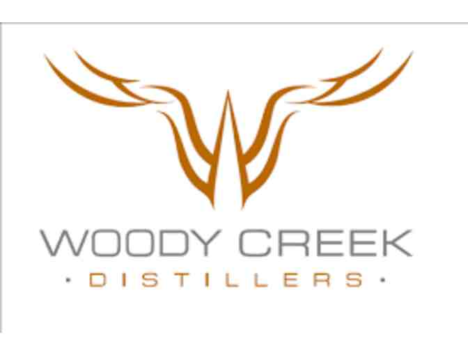Vodka, Ginger Beer & Copper Mugs - Gift Crate from Woody Creek Distillers