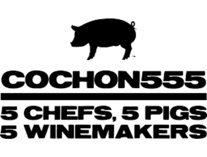 Cochon 555 - (4) VIP Tickets to Heritage Fire Aspen-Snowmass on June 15, 2019