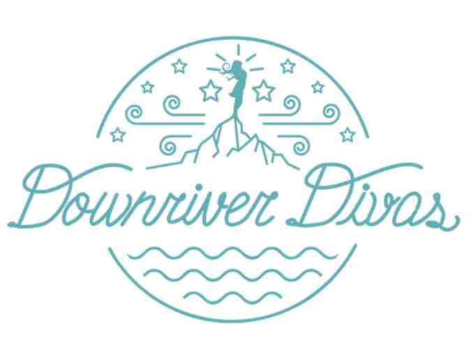 $1000 Towards a Downriver Divas Whitewater Rafting Retreat for Women