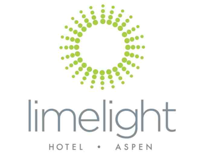 Limelight Hotel - Aspen or Snowmass  - 1 Night Stay with Breakfast for 2 Guests