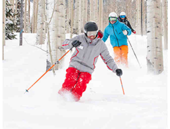 Aspen Snowmass - 1-Day Adult Private Lesson for Up to 5 People